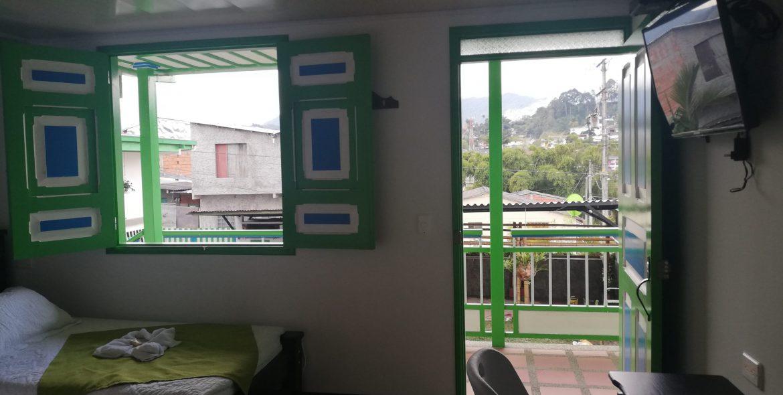 HOTEL LA FLORESTA 2 CAMAS 4